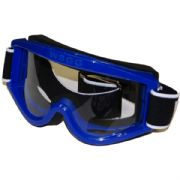 WSGG MX Goggles Kids Blue